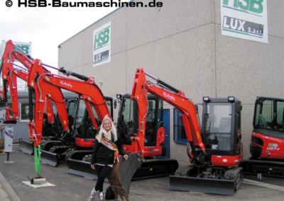einweihung-werkstatt-hsb-baumaschinen-luxembourg-bagger-kubota