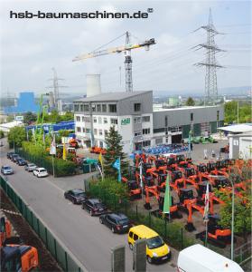 HSB Baumaschinen - Ensdorf/Saarland