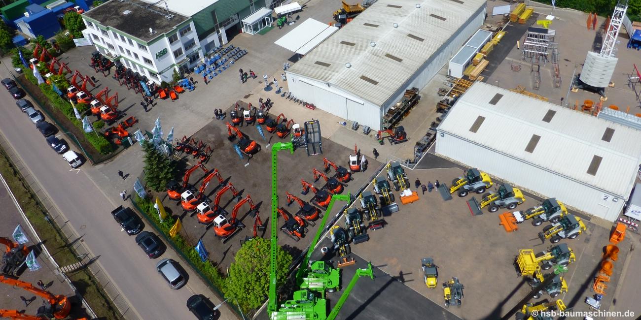 HSB-Baumaschinen-Deutschland - Premiumtechnik am Bau