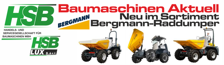 Neu im Sortiment – Bergmann Raddumper