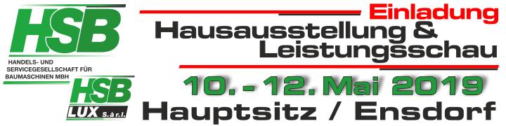 HSB – Hausausstellung und Leistungsschau