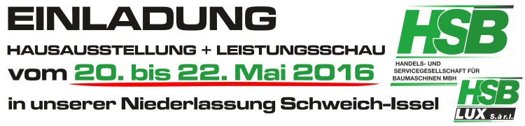 Hausausstellung + Leistungsschau in Schweich/Issel