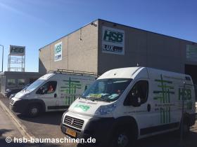 HSB Baumaschinen - Niederlassung Luxembourg