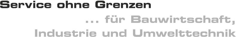 HSB Baumaschinen - Service ohne Grenzen