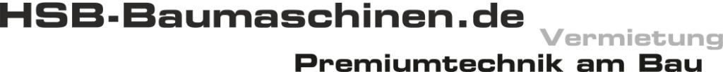 HSB-Baumaschinen.de / Vermietung