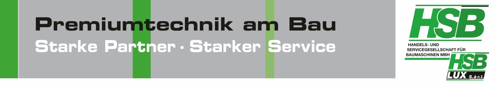 HSB Handels- und Servicegesellschaft für Baumaschinen mbH