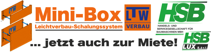 LTW Verbau / Minibox