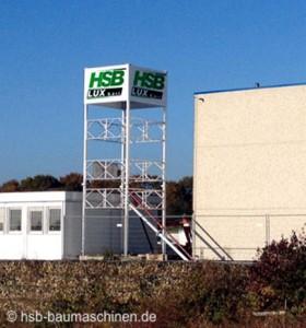 HSB-Baumaschinen.de / Niederlassung Luxembourg